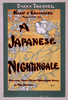 Klaw & Erlanger S Production Of A Japanese Nightingale Adapted From Onoto Watanna S Novel By Wm. Young. Image