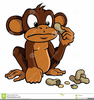 Free Cartoon Peanut Clipart Image