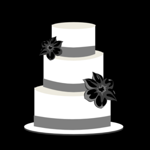 Wedding Cake Clipart Clip Art At Clker Com Vector Clip
