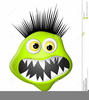 Silly Faces Clipart Image