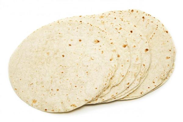 "13"" Flour Tortillas Image"