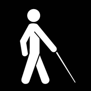 Blind People Clip Art