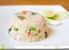 Fried Rice Clipart Image
