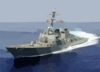 Uss Cole (ddg 67) Underway Clip Art