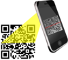 Mobile Scan Barcode Clip Art