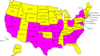 Us Map Places I M Visiting Clip Art