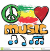 Peace And Love Clipart Free Image