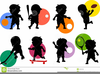 Free Animated Clipart Children Playing Image