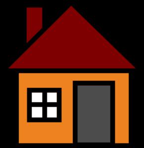 orange house clip art at clker com vector clip art online royalty rh clker com clipart of housekeeper or maid clipart of housekeeper or maid