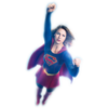 Supergirl Flying Png By Drum Solo Davafdk Image