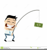 Free Fishing Rod Clipart Image