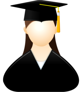 Graduate Female Image