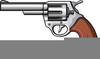 Pistol And Rifle Clipart Image