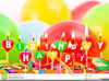 Free Clipart Burning Candles Image