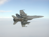 F/a-18 Conducts Combat Mission Over Afghanistan Image