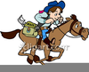 Clipart Cavalier Cheval Image