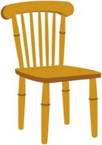 Chair | Free Images at Clker.com - vector clip art online ... Dining Chair Clipart