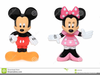 Disney Clipart Mickey Mouse Minnie Image