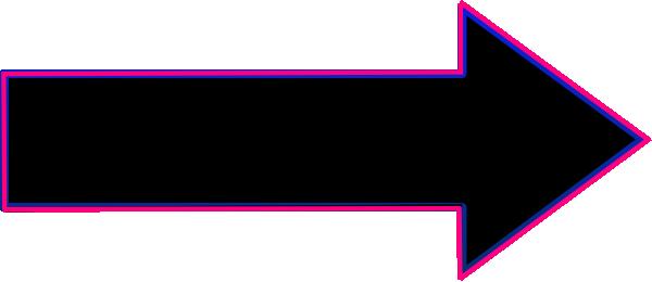 black arrow clip art at clkercom vector clip art online