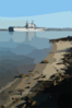 The Amphibious Assault Ship Uss Peleliu (lha 5) Transits San Diego Bay As She Returns From A Deployment In Support Of Operation Iraqi Freedom (oif). Clip Art
