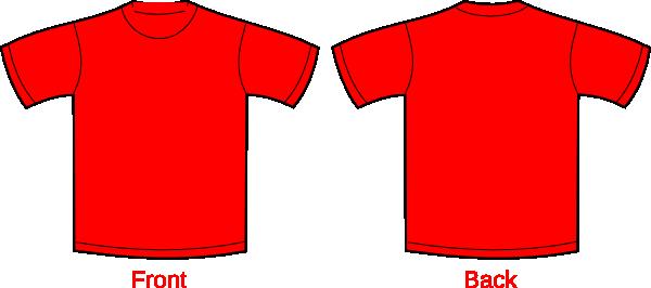 red t shirt clip art at clker com vector clip art online blue polo shirt template vector polo shirt vector template in word