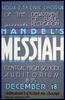 Sioux City Civic Chorus Of The Department Of Public Recreation Presents Handel S  Messiah  Image