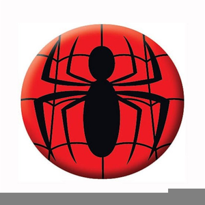 Clipart Free Man Spider Image