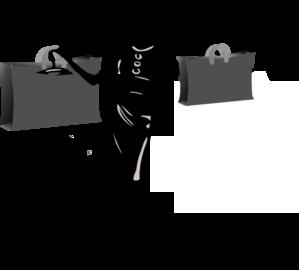 lady shopping clip art at clker com vector clip art vector shoes box vector shoes online