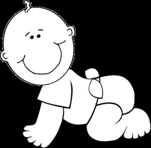baby clip art at clker com vector clip art online royalty free