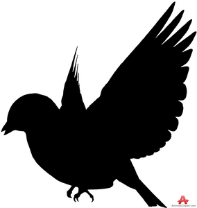 Wings bird. Clipart free images at