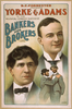 B.e. Forrester Presents Yorke & Adams In The Musical Comedy Success Bankers And Brokers By Aaron Hoffman Image