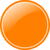Orange Circle Clip Art