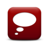 Text Bubble Icon Image