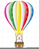 Hot Air Balloon Clipart Images Image