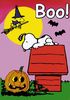 Snoopy And Pumpkin Clipart Image