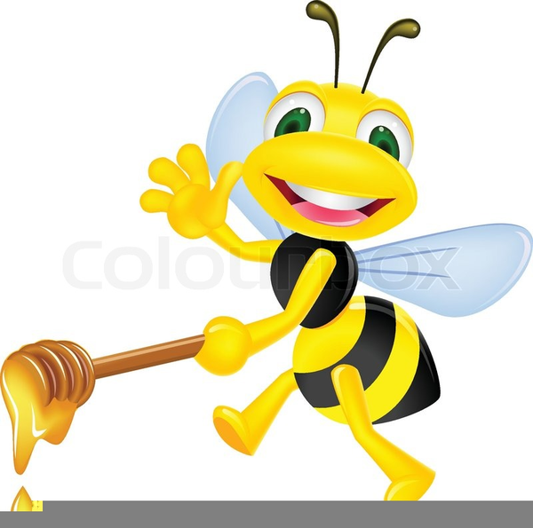 Cartoon Honey Bee Clip Art   24 bumble bee cartoon free cliparts that you  can download to you ...   Bumble bee cartoon, Cartoon bee, Cute bee