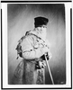 [bearded Man, Standing, Three-quarter Length, Wearing Backpack, With Walking Stick, Russia] Image