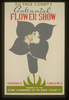 Du Page County Centennial Flower Show  / Presented By The Home Gardeners Of Du Page County, Hinsdale, June 9-10-11. Image