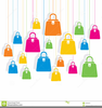 Shopping Bag Graphics Clipart Image
