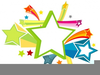Free Clipart Gold Star Image
