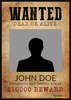 Free Clipart Wanted Posters Image