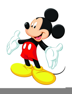Mickey Mouse Clipart Birthday Image