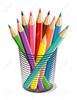 Clipart Picture Crayons Image