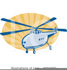 Free Clipart Vinyl Helicopter Image