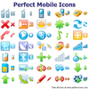 Perfect Mobile Icons Image