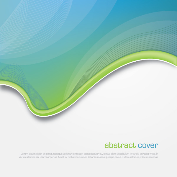 Abstract Cover Template ...  Cover Template