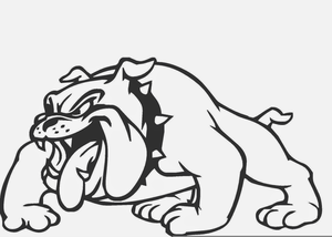 high resolution bulldog clipart free images at clker com vector rh clker com free bulldog clipart black and white free french bulldog clipart