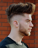 Mens Unspiked Mohawk Image