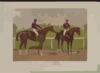 Mr. August Belmont S Potomac [hamilton Up] And Masher [bergen Up]: By St. Blaise, Dam Susquehanna By Lexington By The Ill Used. Dam Magnetism By Kingfisher Clip Art