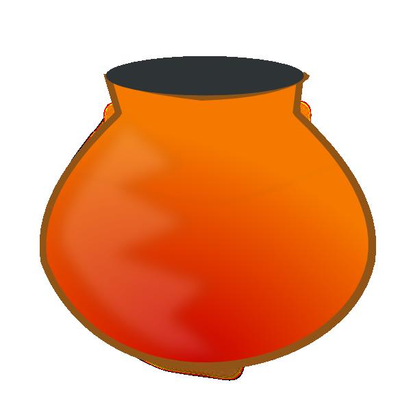 Pot Clip Art ~ Plant pot clip art at clker vector online
